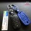 ซองหนังแท้ ใส่กุญแจรีโมทรถยนต์ หนัง Hi-End Honda Civic FB,Accord G8 รุ่น พับข้าง 3 ปุ่ม thumbnail 6