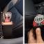 ที่เสียบเบลท์หลอก ไม่ให้เซนเซอร์มีเสียงดังเตือนเวลาขับขี่ โลโก้ HONDA ฝังเพชร thumbnail 10