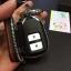 กระเป๋าซองหนังแท้ ใส่กุญแจรีโมทรถยนต์ รุ่นมินิซิบรอบ HONDA HR-V,CR-V,BR-V,JAZZ Smart Key 2 ปุ่ม thumbnail 7