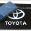แผ่นยางกันลื่น ถาดรอง ติดคอนโซลรถยนต์ สไตล์ Vip โลโก้ Honda,Mazda สีดำ thumbnail 11
