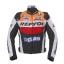 ชุดขี่มอเตอร์ไซค์ เสื้อแจ็คเก็ต เสื้อการ์ด Repsol ไซส์ XL,2XL สีส้ม-แดง thumbnail 6