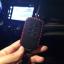 ซองหนังแท้ ใส่กุญแจรีโมท Honda Accord All New City Smart Key 3 ปุ่ม รุ่น ด้ายสี thumbnail 9