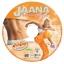 ดีวีดีออกกำลังกาย ระบำหน้าท้อง เต้นหน้าท้อง Jaana rhythms 3 dvd thumbnail 4