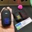 ซองหนังแท้ ใส่กุญแจรีโมท รุ่นด้ายสีหนังนิ่ม HONDA HR-V,CR-V,BR-V,JAZZ Smart Key 2 ปุ่ม thumbnail 4