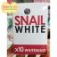 สบู่หอยทาก SNAIL WHITE ราคาส่ง 6 ก้อนก้อละ 30 บาท/12 ก้อนก้อนละ 28 บาท/24 ก้อนก้อนละ 25 บาท ขายเครื่องสำอาง อาหารเสริม ครีม ราคาถูก ปลีก-ส่ง thumbnail 1