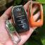 กรอบ-เคส ใส่กุญแจรีโมทรถยนต์ All New Toyota Fortuner TRD/Camry 2015-18 Smart Key 4 ปุ่ม โลโก้_เงิน แบบใหม่ thumbnail 14