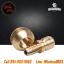 [35MM GP] กระบอกด้ามจับทองเหลือง กระบอกเข็มสักสีทอง กระบอกมือจับหมุนล็อค Gabe Shum's Designed GP Brass Self-Lock Tattoo Hand Grip thumbnail 3