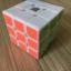MoYu HuaLong 3x3x3 57mm White thumbnail 30