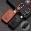 ซองหนังแท้ ใส่กุญแจรีโมทรถยนต์ Toyota Prius,Camry Keyless รุ่น 3 ปุ่มกด thumbnail 1