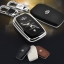 กรอบ-เคส ใส่กุญแจรีโมทรถยนต์ Toyota Hilux Revo Smat Key 3 ปุ่ม โลโก้_เงิน thumbnail 2