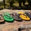 รองเท้าแตะ ผู้ชาย Abercrombie สีดำ ไซส์ 41 thumbnail 11
