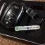 กรอบ-เคส ใส่กุญแจรีโมทรถยนต์ All New Toyota Fortuner TRD/Camry 2015-17 Smart 4 ปุ่ม โลโก้_เงิน thumbnail 2