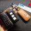ซองหนังแท้ ใส่กุญแจรีโมทรถยนต์ Mitsubishi Mirage,Attrage,Triton,Pajero thumbnail 8