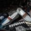 แฟชั่นรองเท้าชาย รองเท้าหนังผ้าใบ ไสต์เกาหลี สีเบจ/สีเทา/สีฟ้าอ่อนไซส์ 42-43-44 (Pre) thumbnail 8