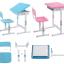 ชุดโต๊ะเก้าอี้เด็ก Smart Kids Desk 2 เซ็ต thumbnail 5