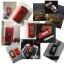กรอบ-เคส ใส่กุญแจรีโมทรถยนต์ Mitsubishi Mirage,Attrage,Triton,Pajero ABS Smart Key 2,3 ปุ่ม สีดำเงา thumbnail 6