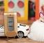 กรอบ-เคส ใส่กุญแจรีโมทรถยนต์ Mitsubishi Mirage,Attrage,Triton,Pajero ABS Smart Key 2,3 ปุ่ม สีทอง thumbnail 2