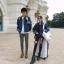 กระเป๋าถุงผ้าถือ สะพายใหล่ สไตล์เกาหลี แบบน่ารักๆ LOGO MHL สี ดำ - ขาว thumbnail 12