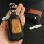 กระเป๋าซองหนังแท้ รุ่นมินิซิบรอบทรูโทน ใส่กุญแจรีโมทรถยนต์ Chevrolet Captiva,Cruze,Colorado,Trailblazer,Sonic 2,3 ปุ่ม thumbnail 8