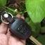 ซองหนังแท้ ใส่กุญแจรีโมทรถยนต์ รุ่นดอกกุญแจโลโก้เหล็ก Toyota New Vios,Yaris 2 ปุ่ม thumbnail 10