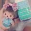 กระเป๋าซองหนังใส่ กุญแจรีโมทรถยนต์ ประดับคริสตัล DIY หลากสี (ไม่รวม-ตุ๊กตา) thumbnail 3