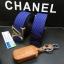 เข็มขัดหลุยส์ Louis Vuitton 2014 New Original Gold Buckle Men Belt Blue thumbnail 3