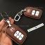 กรอบ-เคส ใส่กุญแจรีโมทรถยนต์ HONDA HR-V,CR-V,BR-V,JAZZ Smart Key 2 ปุ่ม แบบใหม่ thumbnail 12