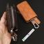 กระเป๋าซองหนังแท้ ใส่กุญแจรีโมทรถยนต์ รุ่นซิบรอบ พิมพ์ลาย Gucci thumbnail 9