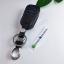 ซองหนังแท้ ใส่กุญแจรีโมท รุ่นด้ายสี พิมพ์โลโก้ Chevrolet Captiva,โคโรลาโด พับข้าง รุ่น 2 ปุ่ม thumbnail 6