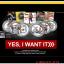 ดีวีดีออกกำลังกาย INSANITY: The ASYLUM Volume 2 - Elite Training 30-day DVD Workout 7 DVDs thumbnail 2