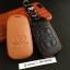 ซองหนังแท้ ใส่กุญแจรีโมทรถยนต์ Subaru XV,Forester,Brz 2015,Outback 2017-18 Smart Key thumbnail 3