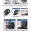 กระเป๋าหลังขี่มอเตอร์ไซค์ ตูดมด RR 9014 thumbnail 6