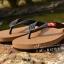 รองเท้าแตะ ผู้ชาย Abercrombie สีดำ ไซส์ 41 thumbnail 6