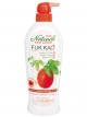 Mistine Natural FUK KAO Body Lotion โลชั่นสูตรฟักข้าวแท้ 100% หัวปั้มขนาด 500 มล.