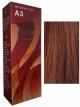 ครีมย้อมสีผม เบอริน่า Berina Hair Color Creamเบอร์ A3 สีน้ำตาลแดง