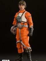 SIDESHOW 1/6 Star Wars Episode IV: A New Hope - Luke Skywalker: Red Five X-wing Pilot