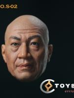 CYYTOYS S-02 Headsculpt