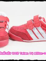 *ส่งฟรี EMS* เสื้อผ้าเด็กนำเข้า รองเท้าเด็กนำเข้า ADIDAS สีแดง งานเนี๊ยบ น้ำหนักเบา (มีจำหน่ายเฉพาะในเว็บไซต์เท่านั้น)