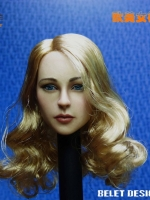 BELET BT017 Female model Headsculpt