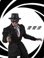 MiVi 007 1/6 Chinese 007 Agent