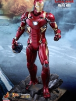 Hot Toys MMS353D16 CAPTAIN AMERICA: CIVIL WAR - IRON MAN MARK XLVI