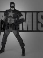 ThreeA x Marvel 1/6 NIGHT MISSION - CAPTAIN AMERICA