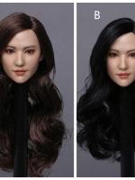 GACTOYS GC015 Asian beauty headsculpt