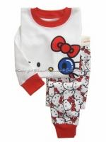 *ส่งฟรี* เสื้อผ้าเด็กนำเข้า ขายส่งยกแพ็คพร้อมส่ง ชุดนอนเด็ก Baby Gap (Na Duo Lei) ผ้าดีใส่สบาย งานคัดเกรด ไซส์ 2T, 3T, 4T, 5T, 6T, 7T (มีจำหน่ายเฉพาะในเว็บไซต์เท่านั้น)