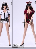 POPTOYS F26A-D Cosplay Sexy Policewoman suit 4 colour