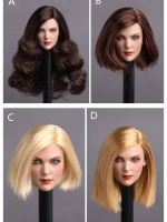 GACTOYS GC006 Europe and the United States sexy beauty headsculpt