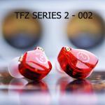 TFZ SERIES 2 - 002 แดงใส