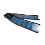 STEREOFINS BLUE CAMO