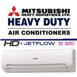 แอร์ Mitsubishi Heavy Duty ใหม่ล่าสุด