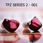 TFZ SERIES 2 - 001 แดงทึบ